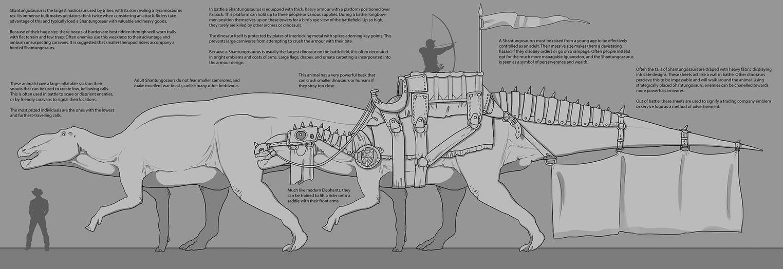 Shantungosaurus saddle infograph by paleocolour on deviantart shantungosaurus saddle infograph by paleocolour biocorpaavc