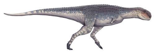 Quilmesaurus curriei by Paleocolour