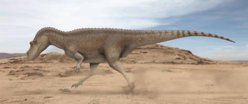 Genyodectes serus by Paleocolour