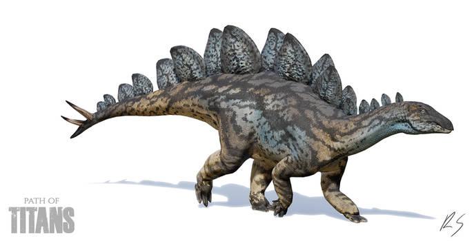 Stegosaurus - Path of Titans