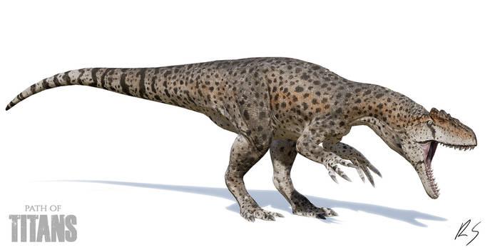Allosaurus - Path of Titans