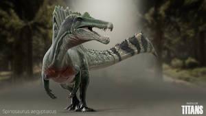 Spinosaurus aegyptiacus (Alternate Angle)