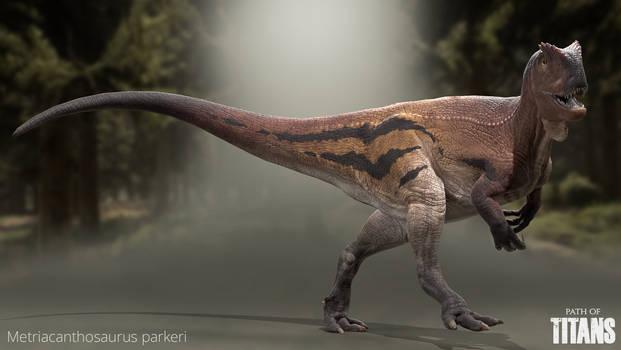 Metriacanthosaurus parkeri