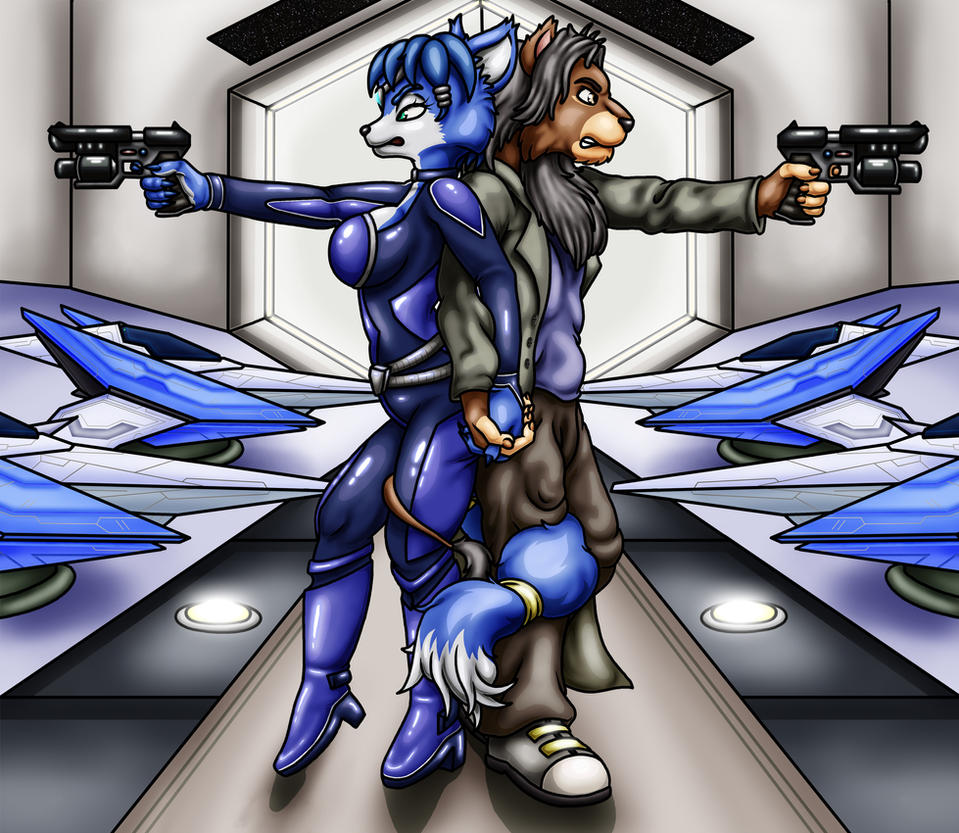 Commission - Battlefront Lovers by HappyAnthro