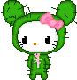 Tokidoki kitty by Sugarbunnies