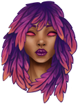 Character Portrait - Linalla
