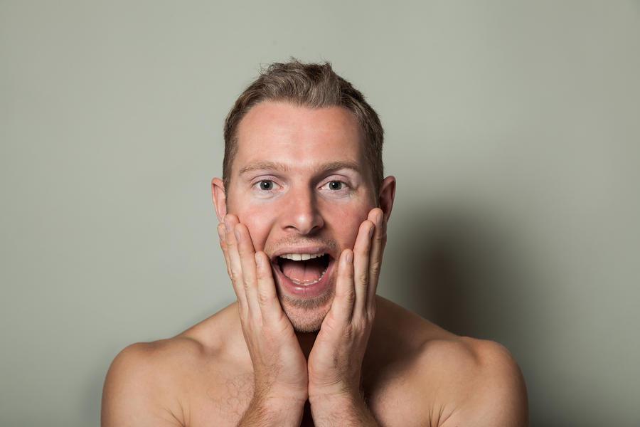 Surprising Guy by pixelmixtur-stocks