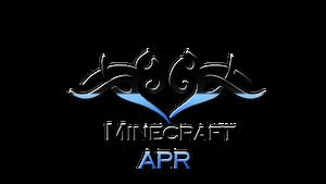 Logo MINECRAFT APR