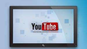 Youtube Logo by me thepedro0403