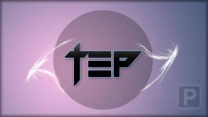 New simple TEP logo wallpaper