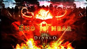 Diablo III wallpaper by me