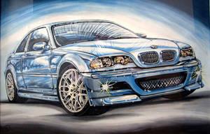 BMW E-46 M-3