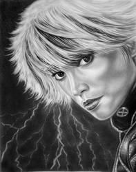 X-MEN-Storm-Halle Berry by vadim79vvl