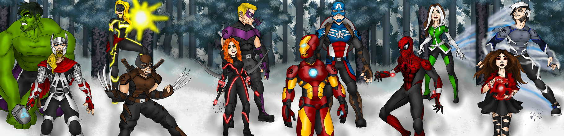 Avengers Age Of Ultron By Iloegbunam On Deviantart: Avengers Age Of Ultron By Hlontro On DeviantArt