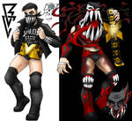 Two Faces of Balor