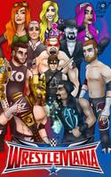 Wrestlemania XXXII by Hlontro