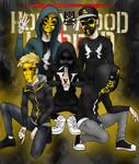 V (Gold Masks Version)