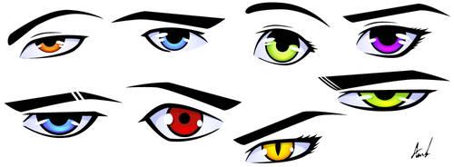 Eyes II by M053AB