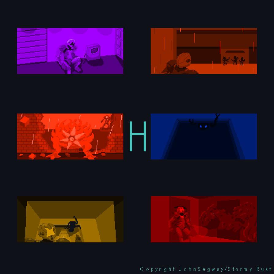 Upcoming game: H