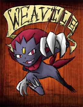 Weavile the Pokemon - Don't Starve