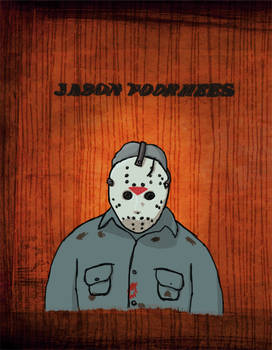 Jason Voorhees - Don't Starve