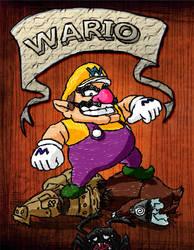 Wario - Don't Starve