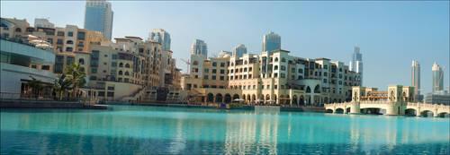 Dubai Pano 2010