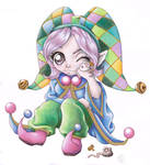 Chibi Clown