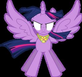 Epic Twilicorn by twilightagape
