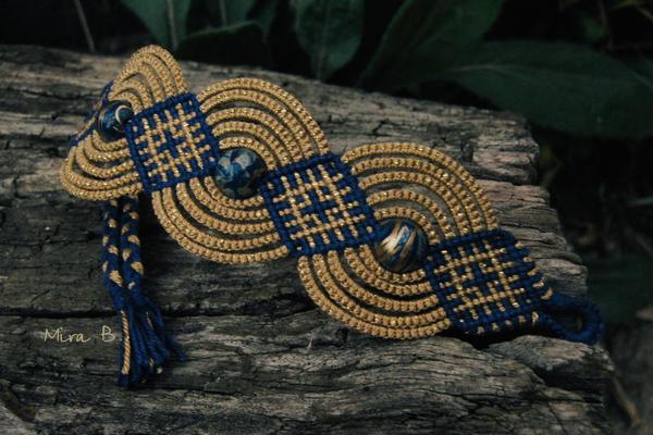 Bracelet 'Ankara' by releaserevolverenew