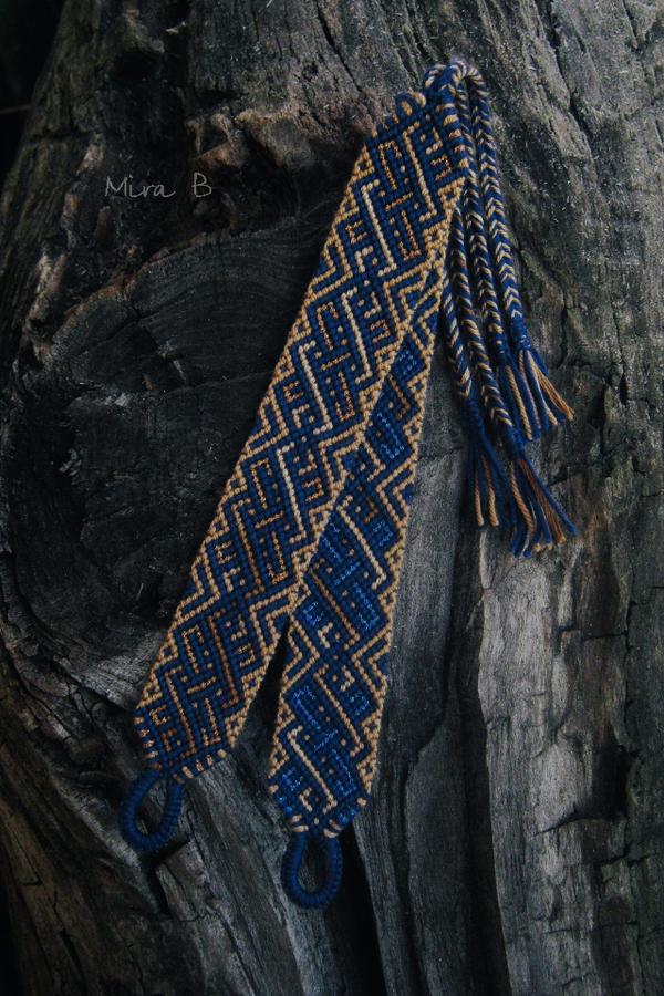 Celtic Friendship Bracelets by releaserevolverenew