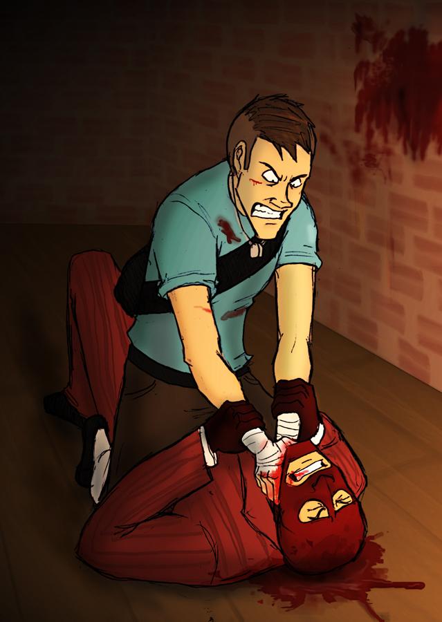 Revenge Kill by Mo8