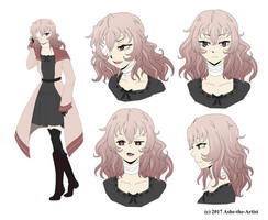 BSD OC: Ayako Miura