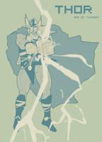 God of Thunder by Sethard