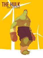 Powerhouse Boxing Magazine by Sethard