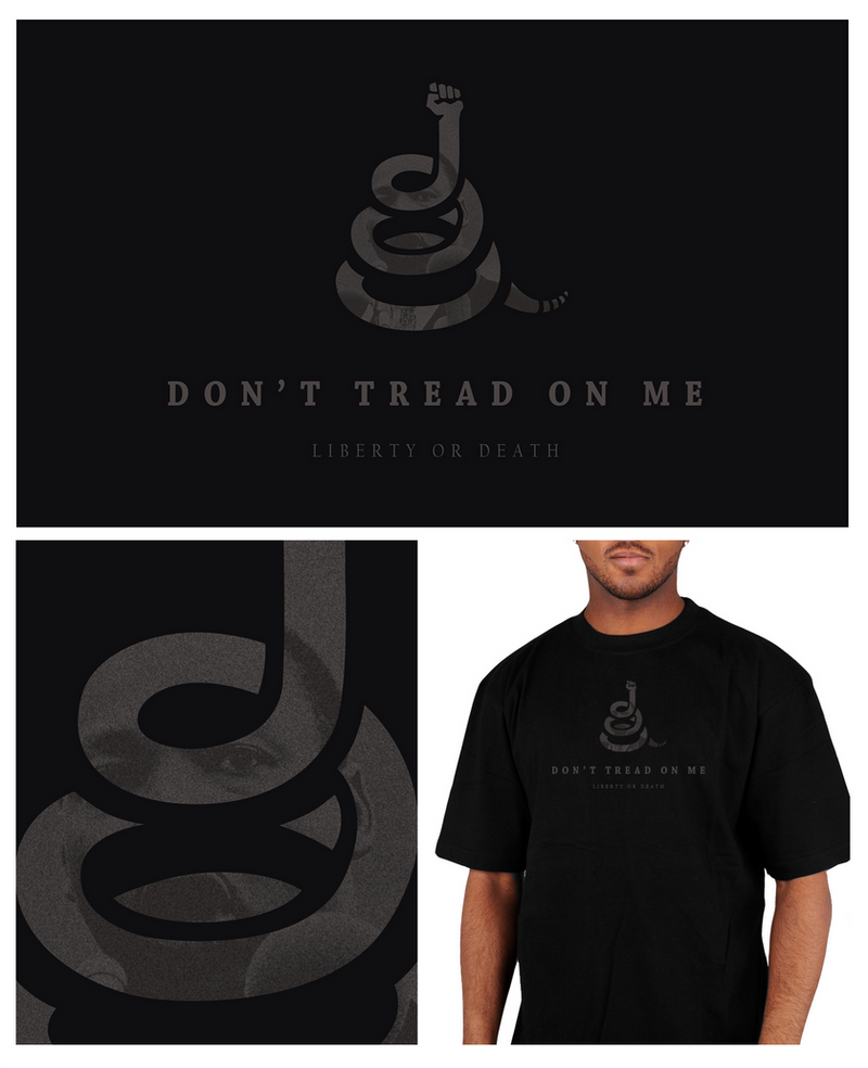 Don't Tread on Me by Sethard