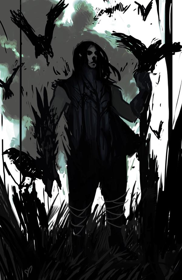 Raven by Sethard