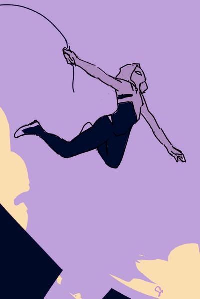 Spider Gwen by Sethard
