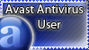 Avast Antivirus User Stamp by palmboompie