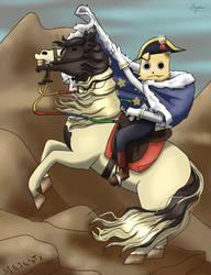 Majesty Napoleon by Emmpr