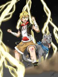 Thunder by Emmpr