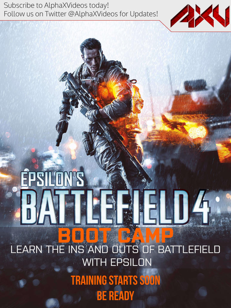 Battlefield 4 poster by Conan33