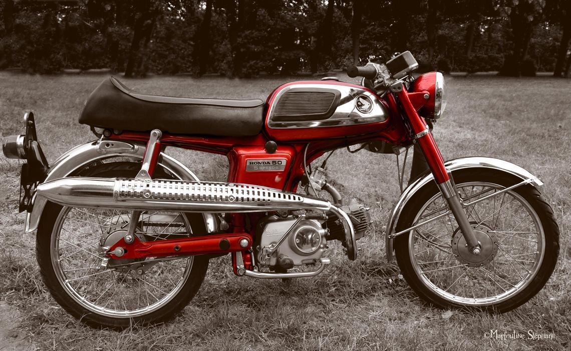 Honda ss 50 by sulfochromix on deviantart for Honda owner login