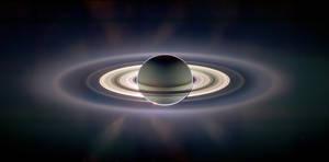 Cassini  picture of Saturn