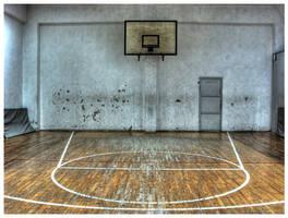 Basketball by zewlean