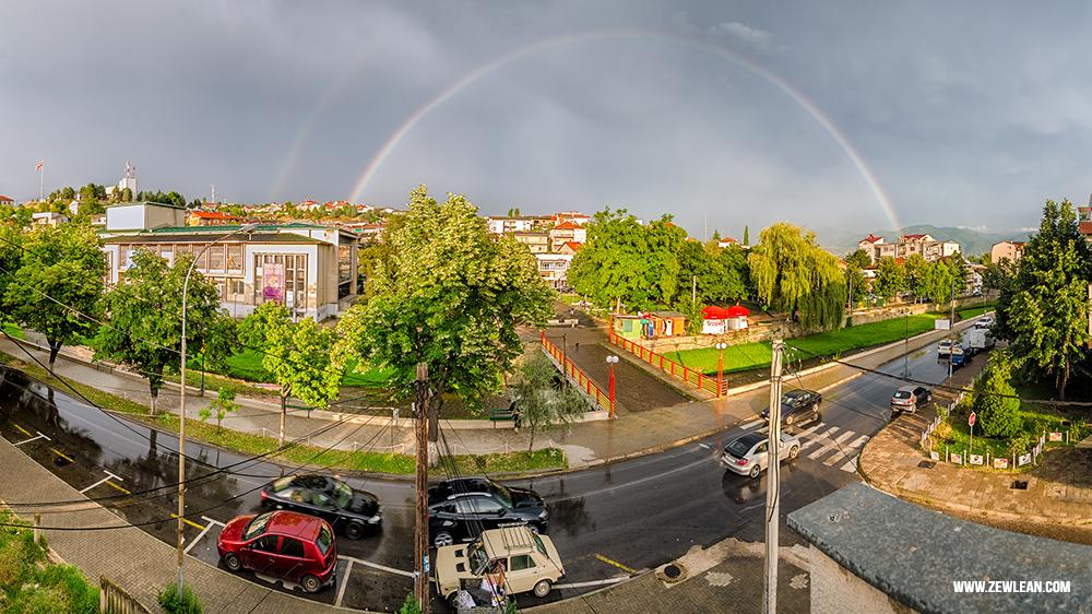 Rainbow - Kocani by zewlean