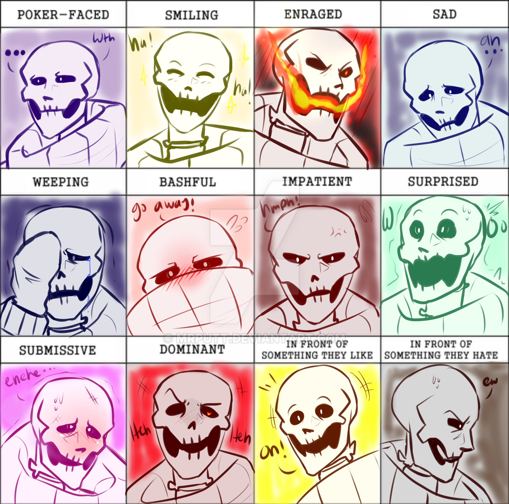 Funny Meme Expressions : Expression meme ace by putt on deviantart
