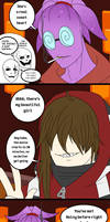 Undertale Comic- Octi's Girlfriend PT 2