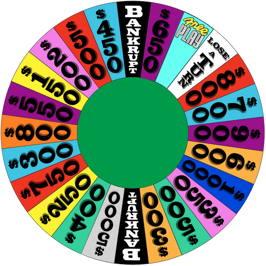wheel of fortune board template - gary 39 s wheel of fortune round 4 by leafman813 on deviantart