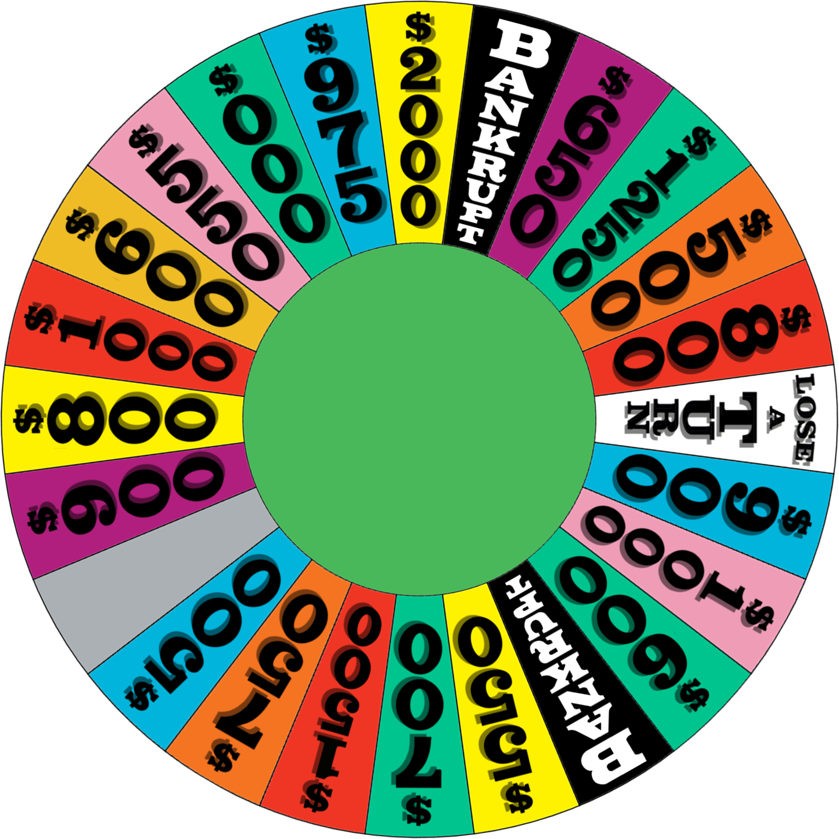 Kyle S Wheel Of Fortune Bare By Leafman813 On Deviantart